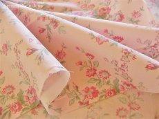 画像4: 「即納J/F」布:マリオン(ピンクベースピンク・グレイ)長さ50cm単位 /80g (4)