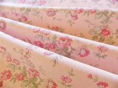 画像5: 「即納J/F」布:マリオン(ピンクベースピンク・グレイ)長さ50cm単位 /80g (5)