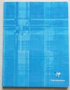 画像4: 「F在庫」ノート:Clairefontaine(単色3種、17x22cmサイズ)/180g (4)