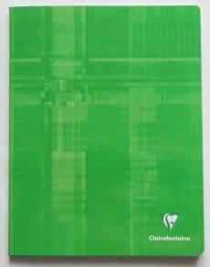 画像6: 「F在庫」ノート:Clairefontaine(単色3種、17x22cmサイズ)/180g (6)