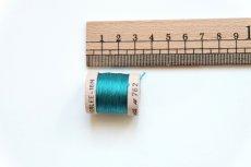 画像2: 「即納J」絹糸:AU VER A SOIE (色番号762:ブルーグリーン)16m /30g (2)