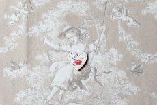 画像4: 「移動中」木製飾りボタン:バラ・ハート/3g (4)