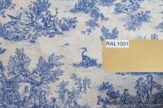 画像9: 「即納J」はぎれ80×50:ミニパストラル(ベージュブルー、小柄)/75g (9)