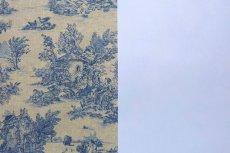 画像10: 「即納J」はぎれ80×50:ミニパストラル(ベージュブルー、小柄)/75g (10)