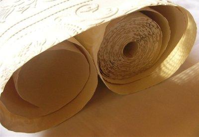画像2: 【送料込み】「即納F」壁紙:ヴェルサイユ(ホワイト)10m巻き /1500g