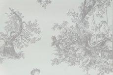 画像10: 【送料込み】「即納F」壁紙:tdjプロヴァンス(グレイ)10m巻き /1400g (10)