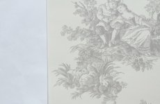 画像6: 【送料込み】「即納F」壁紙:tdjプロヴァンス(グレイ)10m巻き /1400g (6)