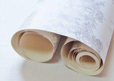 画像7: 【送料込み】「即納F」壁紙:tdjプロヴァンス(グレイ)10m巻き /1400g (7)