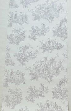 画像8: 【送料込み】「即納F」壁紙:tdjプロヴァンス(グレイ)10m巻き /1400g (8)