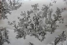 画像2: 【送料込み】「即納F」壁紙:tdjプロヴァンス(黒)10m巻き /1400g (2)
