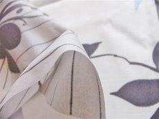 画像4: 「即納F」はぎれ80x50:撥水加工リミニ(ブルー・ブラウン) /90g (4)