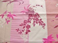 画像10: 「即納F」はぎれ80x50:撥水加工リミニ(ピンク) /90g (10)