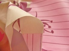 画像6: 「即納F」はぎれ80x50:撥水加工リミニ(ピンク) /90g (6)