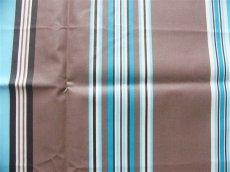 画像8: 「取寄せ」布:撥水加工パステル(ブルー・ブラウン)長さ50cm単位 /180g (8)