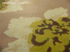 画像3: 「即納J/F」はぎれ80x50:撥水加工ボヘミアン(グリーン) /90g (3)