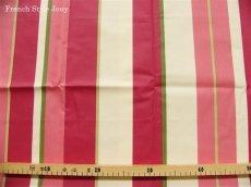 画像2: 「取寄せ」布:撥水加工リズム(ピンク)長さ50cm単位 /180g (2)
