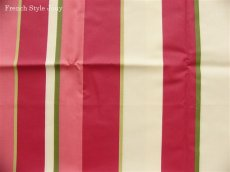 画像4: 「取寄せ」布:撥水加工リズム(ピンク)長さ50cm単位 /180g (4)