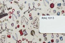 画像12: 「F在庫」はぎれ70x50:ゴブラン織り ミシン&メルスリー(ナチュラルベース)/155g (12)
