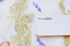 画像9: 「J即納」はぎれ80×50:ロゼ・エ・ラヴァンデ(ブルー・ローズ) (9)