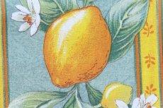 画像9: 「F在庫」はぎれ80×50:シトロン(ペールグリーン・イエロー) (9)