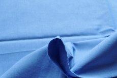 画像4: 「即納J」 はぎれ75×50:薄手コットン無地(色番52 ブルージーン)/75g (4)