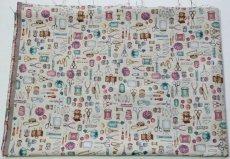 画像2: 「J即納」はぎれ70×48:ゴブラン織り アルシェ・ド・クチュール / 150g (2)