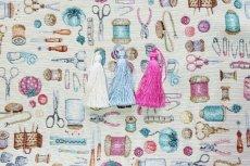 画像11: 「J即納」はぎれ70×48:ゴブラン織り アルシェ・ド・クチュール / 150g (11)