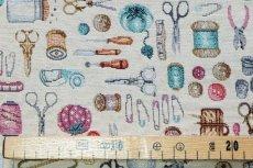 画像3: 「J即納」はぎれ70×48:ゴブラン織り アルシェ・ド・クチュール / 150g (3)