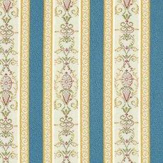 画像1: 「F在庫」はぎれ70x50:ビーダーマイヤー(ジャカード、ブルー)/90g (1)