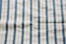 画像8: 「F在庫」はぎれ70x50:ビーダーマイヤー(ジャカード、ブルー)/90g (8)