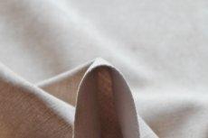 画像4: 「取寄せ」布:ドゥスール(色番40)ベロアパールグレイ /500g (4)