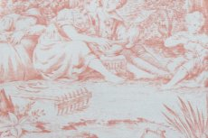 画像13: 「移動中」はぎれ70x50:MFTA マタン・ミディ・ソワール(オレンジ)  /95g (13)