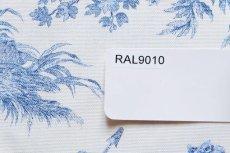 画像17: 「即納F」布:水の物語(白ベースブルー)140×200cm /760g (17)