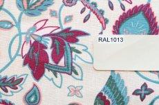 画像7: 「即納J」はぎれ70×50:鳥と花(クリームベース)/105g (7)