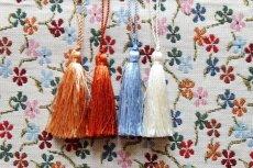 画像6: 「即納J」はぎれ70×50:ゴブラン織り プティット・フルール(小花、アイボリーベースマルチカラー)/105g (6)