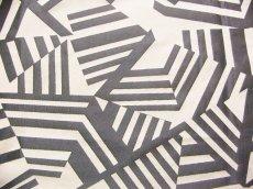 画像11: 「即納F」はぎれ70×50:アルカン(麻色ベース黒)/ 125g (11)