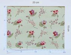 画像3: 「取寄せ」布:気球に乗って(クリームベース赤)/ 310g (3)