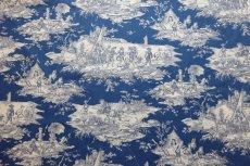 画像2: 「取寄せ」布:水の物語(ブルーベースマリンブルー)/ 380g (2)