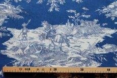 画像3: 「取寄せ」布:水の物語(ブルーベースマリンブルー)/ 380g (3)