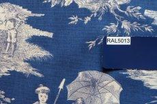 画像5: 「取寄せ」布:水の物語(ブルーベースマリンブルー)/ 380g (5)