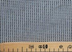画像2: 「即納J」廃盤はぎれ70x50:アカデミア(赤ライン、クリーム) /100g (2)