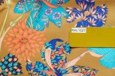 画像12: 「取寄せ」布:不思議の国のアリス(白ベース、黒・赤) / 380g (12)