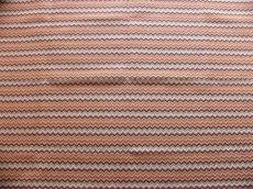 画像7: 「即納F」廃盤はぎれ70×50:レンツォ(ブラウン・テラコッタ・紫) / 225g (7)