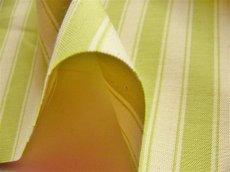 画像5: 「J即納」はぎれ70×50:ルーアン(ストライプ、アニスグリーン)/ 95g (5)