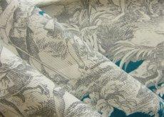 画像5: 「取寄せ」布:水の物語(ブルーグリンベースグレイ) / 380g (5)