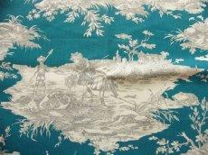 画像8: 「取寄せ」布:水の物語(ブルーグリンベースグレイ) / 380g (8)