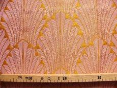 画像3: 「即納F」はぎれ70×50:イドール(マンダリンオレンジ) / 115g (3)