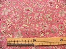 画像2: 「即納J/F」布:ペルジア(シャンブレーピンク)長さ50cm単位 /80g (2)