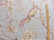 画像4: 「取寄せ」布:ダヴデイル(鳥)4色 (4)