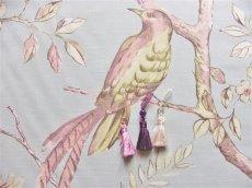 画像8: 「取寄せ」布:ダヴデイル(鳥)4色 (8)